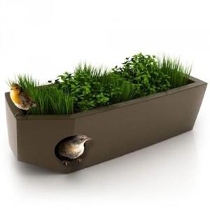 Plantenbak Met Waterreservoir.Garden Comfort Tuinmeubelen Plantenbakken Met Waterreservoir