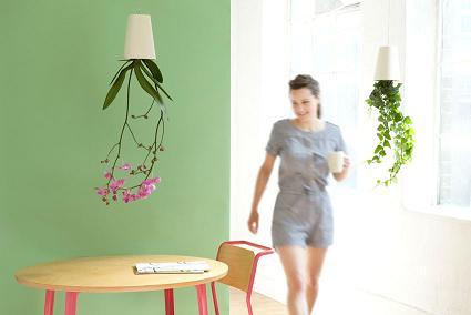 hangende plantenbak originele plantenbakken. Black Bedroom Furniture Sets. Home Design Ideas
