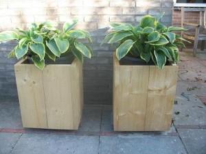 Mooie plantenbakken voor buiten