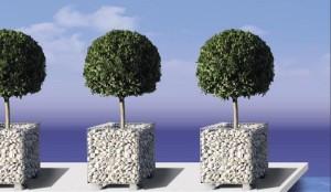 Plantenbak Kubric