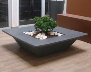 bench plantenbak