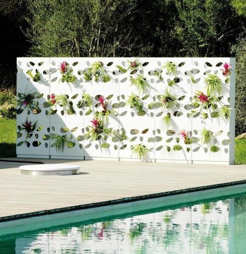 gardenwall verticale tuin