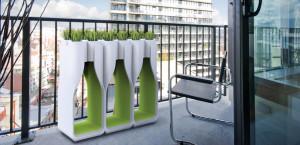 plantenbak balkon